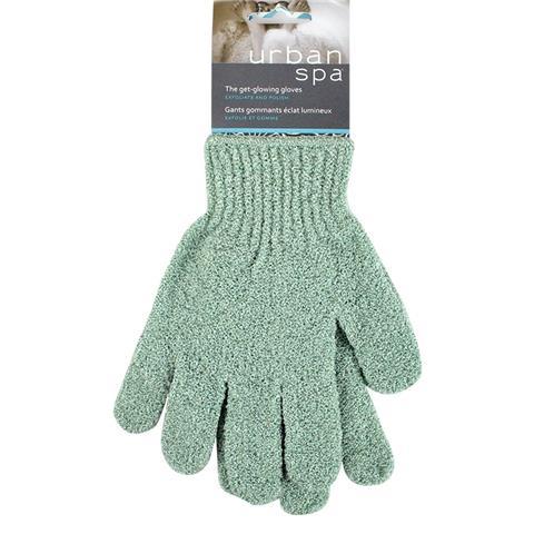 Urban Spa Exfoliating Gloves