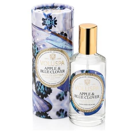 Voluspa Maison Jardin Home & Body Mist Apple & Blue Clover 3.8oz