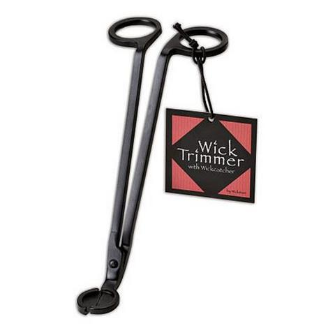 Wickman Matte Black Candle Wick Trimmer