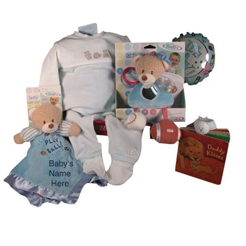 Cozy Emile et Rose Velour with Sport Bear Items by Mary Meyer