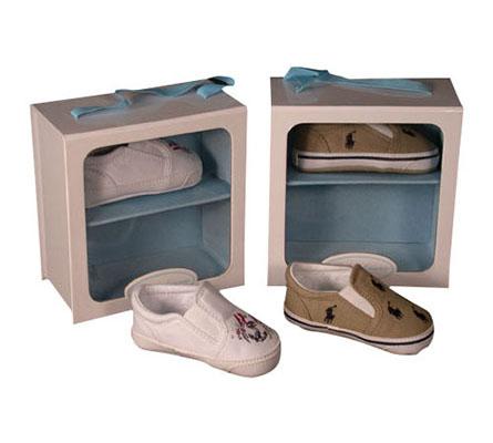 Boy's Ralph Lauren Layette Shoes