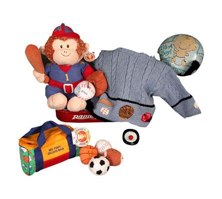 Monkey Baseball ! Gift
