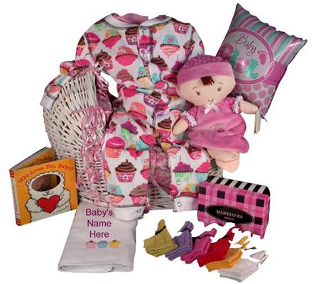 Precious P.J. Salvage Pajama Baby Girl Gift