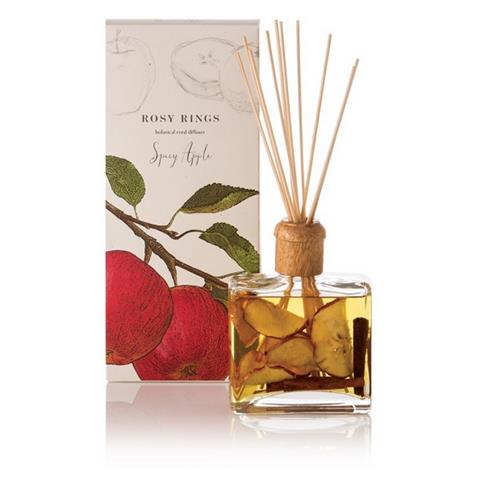 Rosy Rings Fruity Spicy Apple Botanical Reed Diffuser 13oz