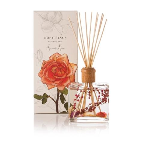 Rosy Rings Fruity Apricot & Rose Reed Diffuser 13oz