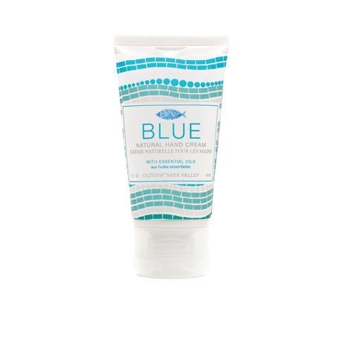 Olivina Blue Hand Cream 2oz