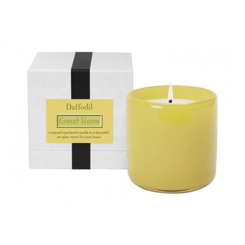Lafco Guest Room Candle Daffodil 16oz Luxury Candles