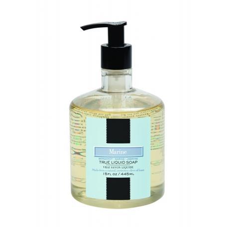 Lafco House & Home Liquid Soap Marine 15oz