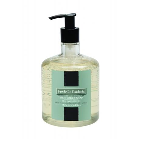 Lafco House & Home Liquid Soap Fresh Cut Gardenia 15oz