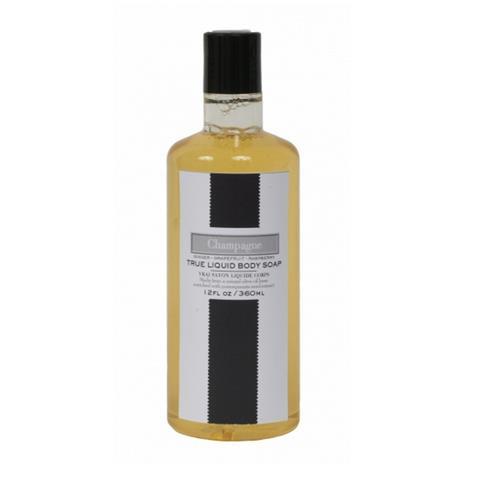 Lafco House & Home Liquid Body Soap Champagne 12oz