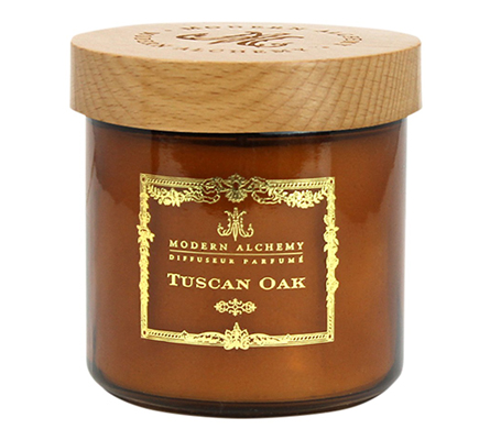 D.L. & Company Candle Tuscan Oak 11 Oz