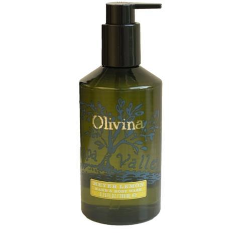 Olivina Meyer Lemon Hand & Body Wash 9.75oz