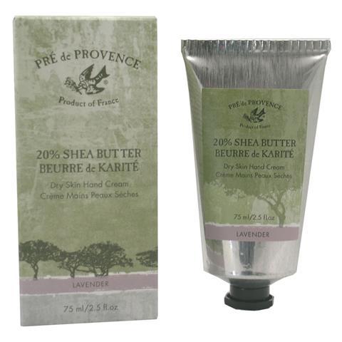 Pre de Provence Hand Cream Shea Butter-Lavender 2.5 floz