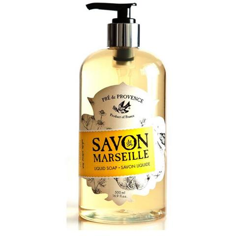 Pre de Provence Savon Marseille Liquid Soap White Citrus Tea 16.9oz