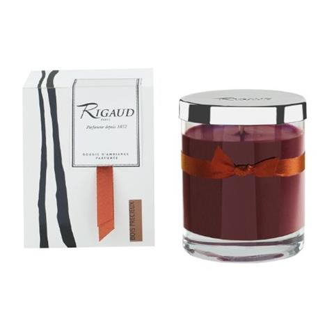 Rigaud Bois Precieux Medium Size Candle 5.99oz
