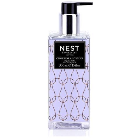 Nest Cedar Leaf & Lavender Liquid Soap 10oz