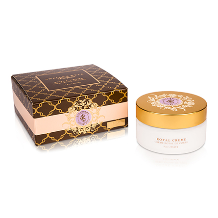 Shelley Kyle Ballerine Royal Body Cream 10.3oz
