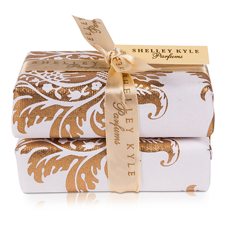 Shelley Kyle Signature French Milled Double Soap Pack 2 x 5.2oz