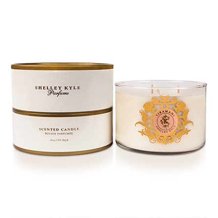 Shelley Kyle Tiramani Candle 26oz