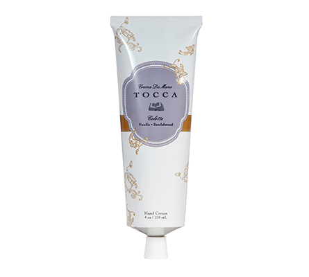 Tocca Colette Vanilla and Sandalwood Hand Cream 4oz