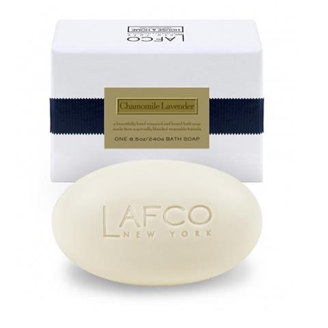 Lafco House & Home Bath Soap Chamomile Lavender 8.5oz