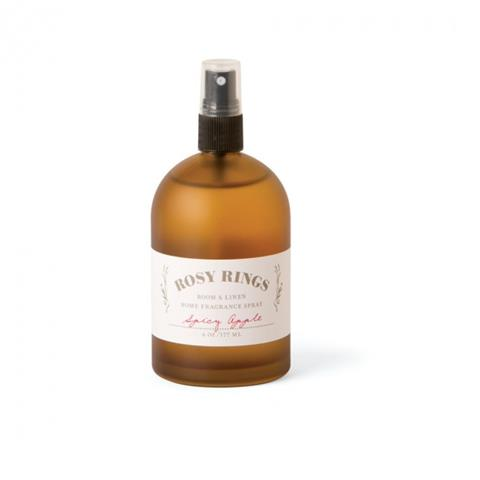 Rosy Rings Fruity Spicy Apple Home Fragrance Spray 6 oz