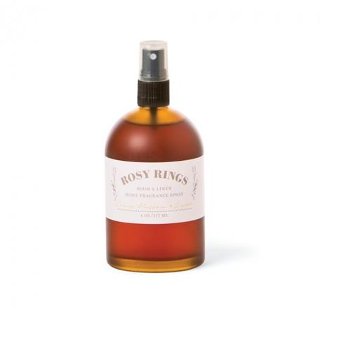 Rosy Rings Citrus Lemon Blossom & Lychee Home Fragrance Spray 6oz