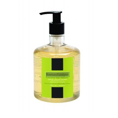 Lafco House & Home Liquid Soap Rosemary Eucalyptus 15oz