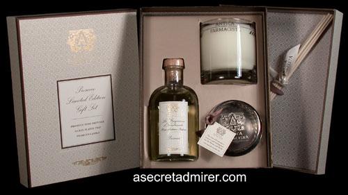 Antica Farmacista - Prosecco (Formally Champagne) Gift Set - Limited Edition Home Ambiance Fragrance Diffuser - 250ml 9oz