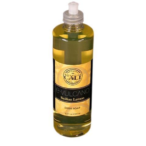 Baronessa Cali E.Vulcano Sicilian Lemon - Dish Soap 16.0oz