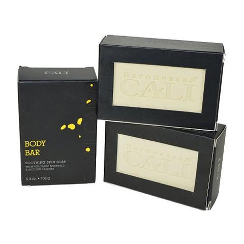Baronessa Cali E.Vulcano Body Bar - Soothing Skin Soap 5.3oz