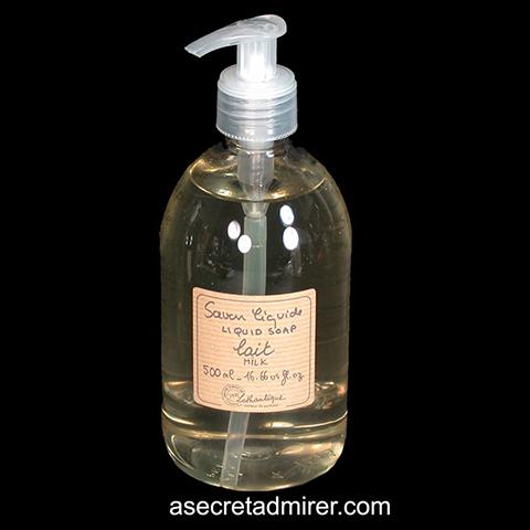 Lothantique Liquid Soap - Milk - 500ml