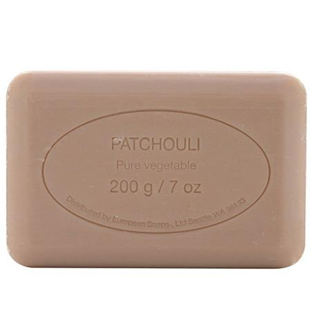 Pre de Provence Luxury Soap Patchouli 7oz