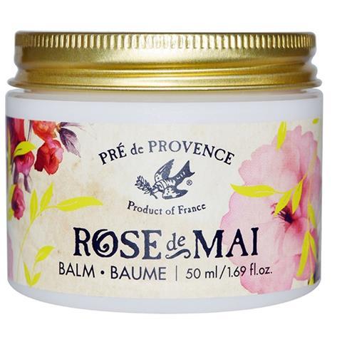 Pre de Provence Rose de Mai Balm 1.69oz