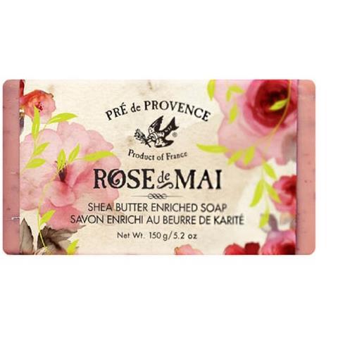 Pre de Provence Rose de Mai Bar Soap 3.5oz