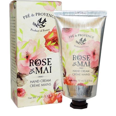 Pre de Provence Hand Cream Rose de Mai Tube 2.5oz