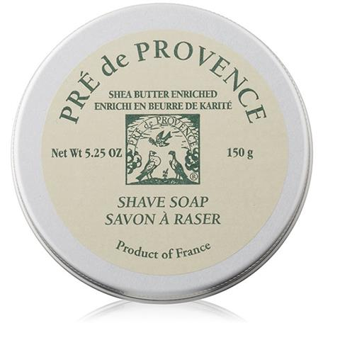 Pre de Provence Men's Shave Soap in Tin 5.25oz