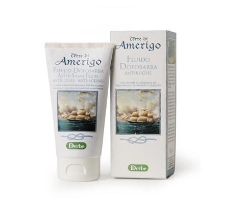 Derbe Amerigo After Shave Fluid Anti Ageing 2.5oz