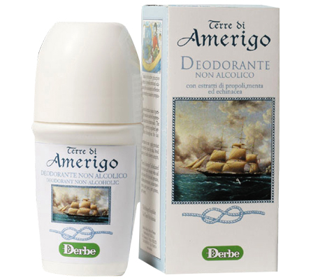 Speziali Fiorentini - Amerigo - Roll On Deodorant 1.7floz/50ml