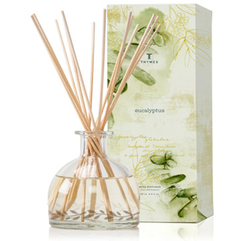 Thymes Eucalyptus Reed Diffuser 7oz