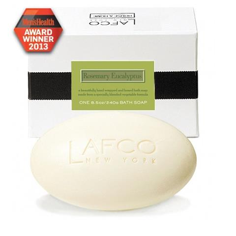 Lafco House & Home Bath Soap Rosemary Eucalyptus 8.5oz