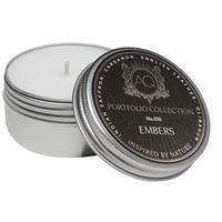 Aquiesse Portfolio Collection Scented Travel Tin Candle Embers 2 oz
