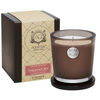 Aquiesse Portfolio Collection Scented Soy Candle Pomegranate Sage 11oz