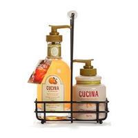 Cucina Sanguinelli Orange & Fennel DUO - Liquid Hand Soap 6.7oz & Hand Cream 5oz