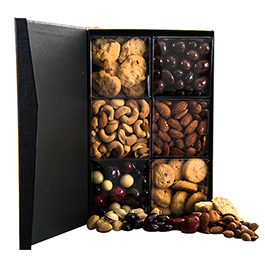 Gift Baskets Elite Snacking Collection