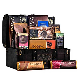 Godiva Chocolate Chest