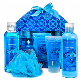 Ocean Waters Spa Kit