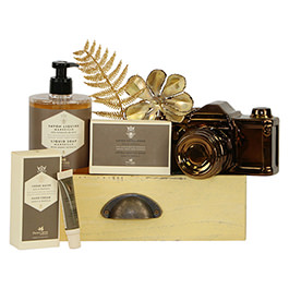 Panier De Sens Honey Gift Basket