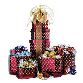 Truffle Gift Tower