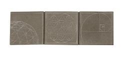 Habersham Handcast Cement Tile Bases